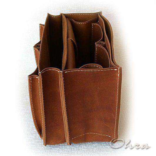 Органайзеры для сумок ручной работы. Заказать Тинтамар без молний (органайзер для сумки). ~Светлана  Ohra~   сумки и другое. Ярмарка Мастеров.
