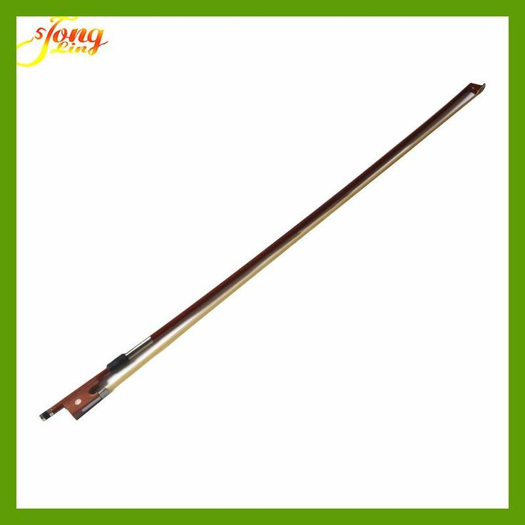 Violin Bow Straight Brazil Wood Jujube Frog Arbor Horsehair Violin Accessories arco para violino de madera 1/2 4/4 violino Bow