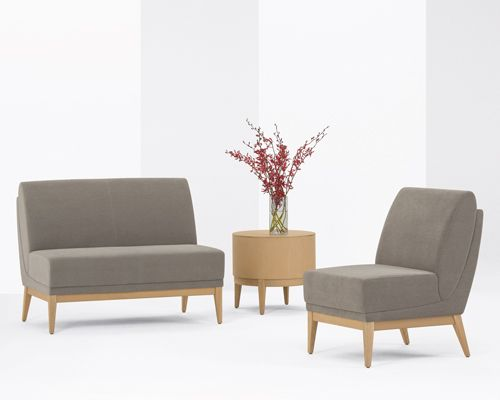 Ovate Is An Elegant Collection Of Arm And Armless Lounge Love Seats Sofa Models That Appeal To Contemporary Transitional Settings Alike