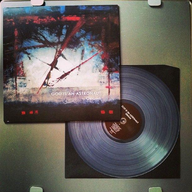 God is an Astronaut - Origins (transparent vinyl)