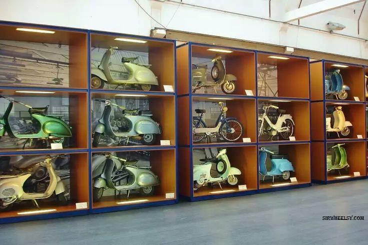 Vespa Museum