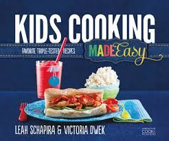 Kids Cooking Made Easy - Reviewed by Frugal Antics of a Harried Homemaker