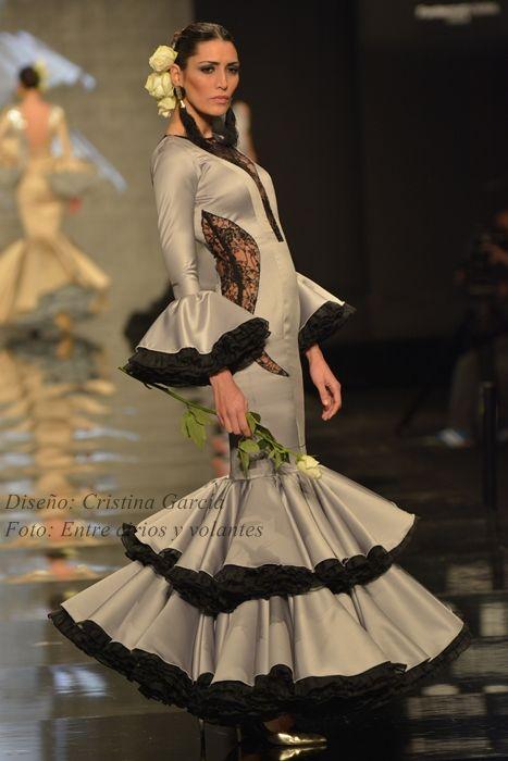 Cristina Garcia Simof 2015 | Por Claudia Alfaro vía Entre Cirios y Volantes.