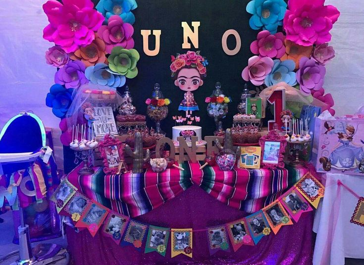 (quinceanera decorations mexican)