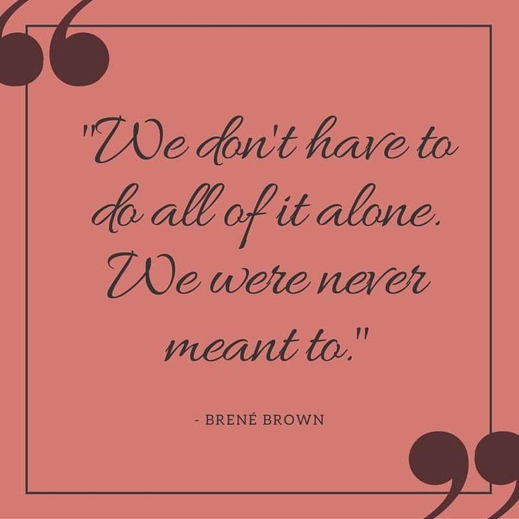 Brene Brown Inspiring Quotes
