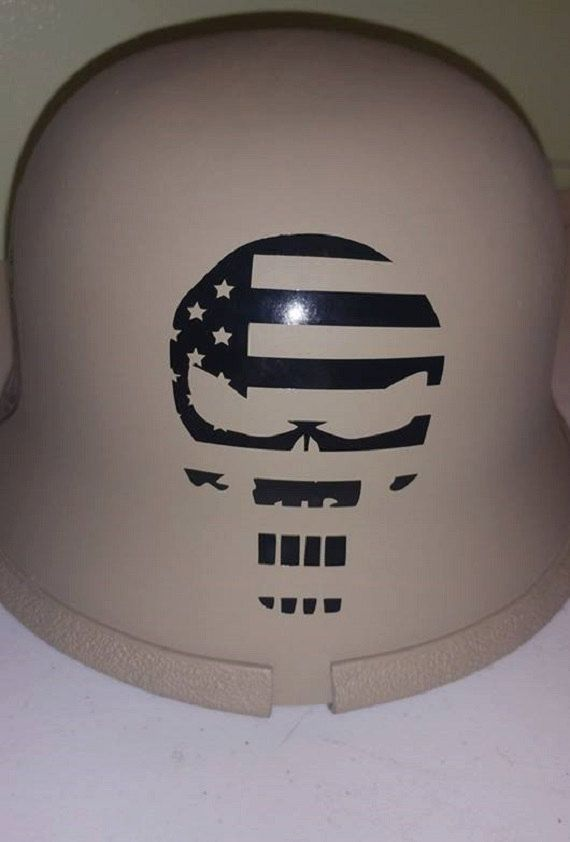 Unique Punisher Skull Decal Ideas On Pinterest Punisher - Motorcycle helmet decals militarysubdued american flag sticker military tactical usa helmet decal