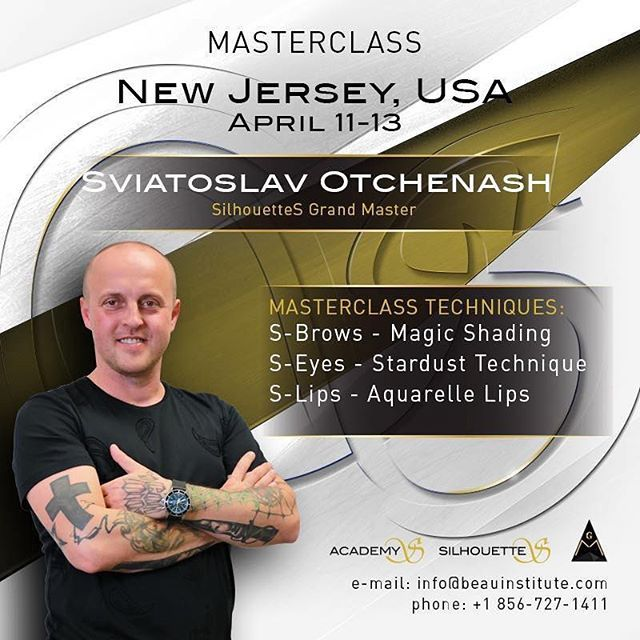 This 3 Day Master Class Will Cover All 3 Sviatoslav Otchenash