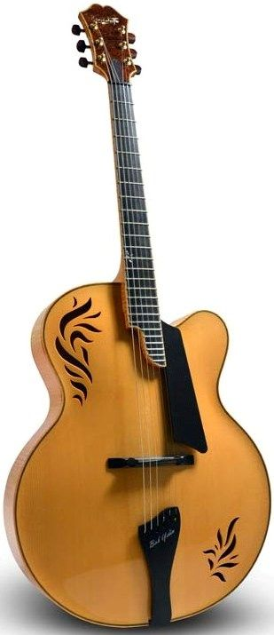 Benedetto Guitars Inc Is The Worlds Foremost Maker Of Custom Archtop Jazz