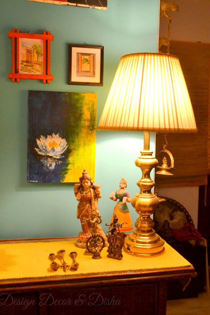Indian Inspired Bedroom Decor