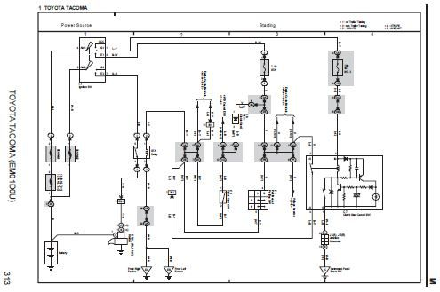 best 25+ 2006 toyota tacoma ideas on pinterest | overland ... 2013 toyota tacoma wiring manual 2013 toyota tacoma radio wiring #7