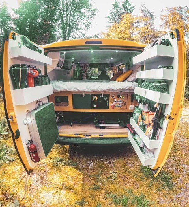 Gefällt mir 3,111 Mal, 45 Kommentare – Elizabeth aka @van_grrrl (Vanessa Worrall.cr …   – Camping