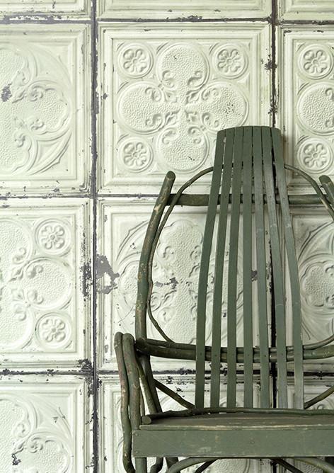 Buy online TIN-05 Brooklyn Tins Wallpaper by Merci | NLXL