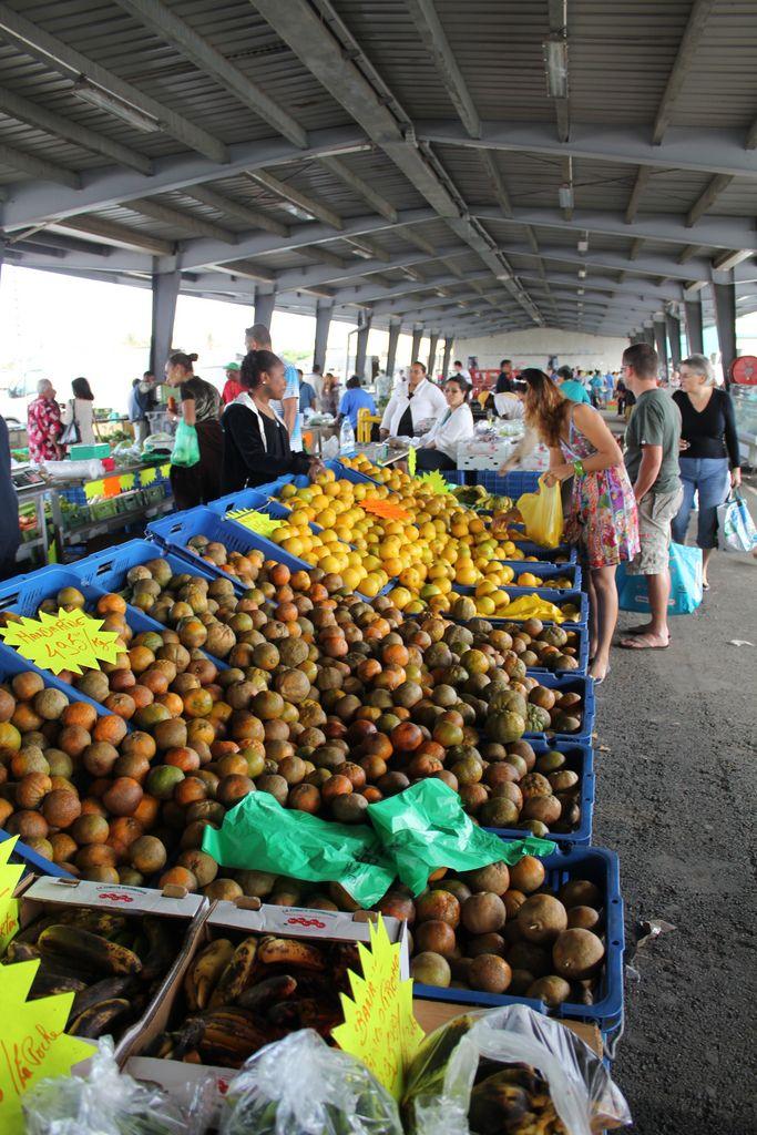 Food Market, New Caledonia