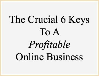 Sensible key elements in starting a online business on this page: http://www.successfully-start-business.com/starting-a-online-business.html
