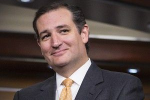 Everybody hates Ted Cruz: The most unpopular man in Congress!