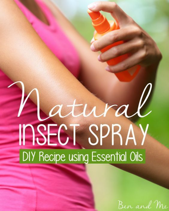 Repel mosquitoes and other biting insects naturally with this DIY Insect Spray Recipe using essential oils. Safe for kids over the age of 6 months!