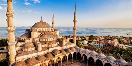 369 € -- 8-tägige Türkei-Rundreise mit Istanbul ab Bremen