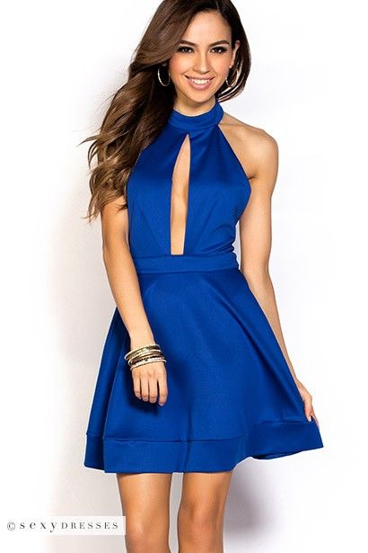 33 best images about wedding guest outfits on pinterest for Halter dress wedding guest