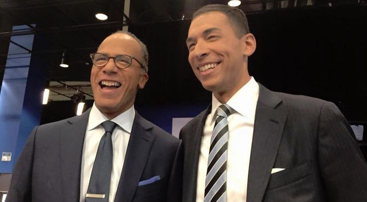 Inspiration to many people, Lester Holt has certainly inspired his son and now he is walking in his father's footsteps. #ecelebrityfacts