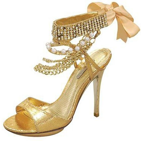 Best 20  Gold prom shoes ideas on Pinterest—no signup required ...