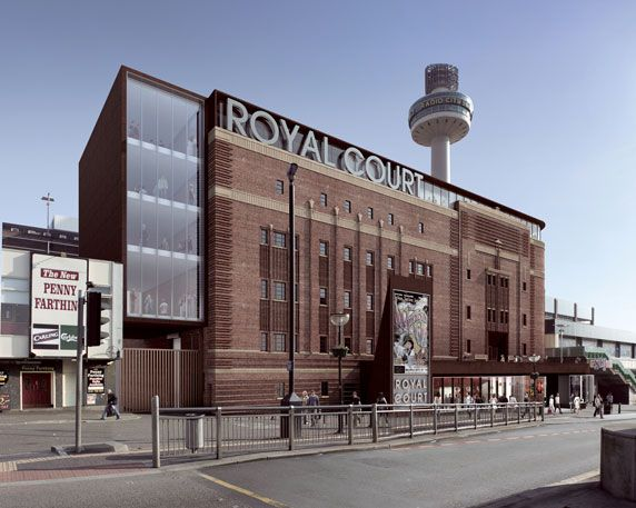 Royal Court Liverpool, Liverpool
