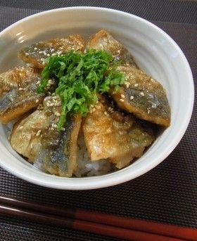 アジの蒲焼き丼 by *nappo* [クックパッド] 簡単おいしいみんなの ...
