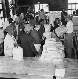 Food As A Lens: Depression Era Food Relief