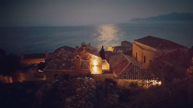 Monemvasia in Greece...