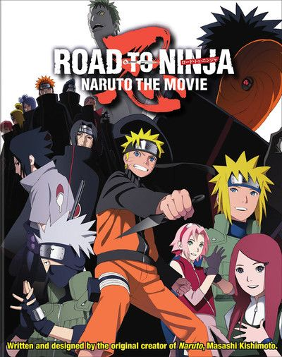 Crunchyroll - Naruto: Shippuden Movie 6 DVD/Blu-ray: Road to Ninja