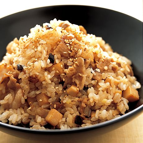 中華おこわ風炒めご飯 | 村田裕子さんのごはんの料理レシピ | プロの簡単料理レシピはレタスクラブニュース