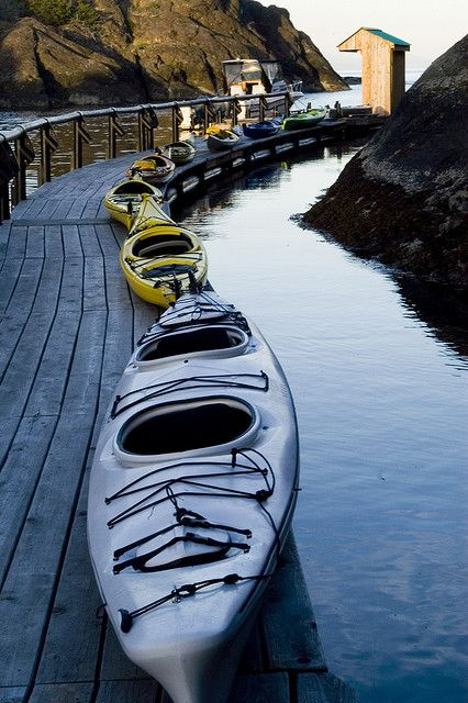 Explore and go kayakin CHECK!  Went twice in July 2012 - loved it & cant wait to go again ;)