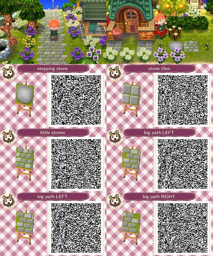 Autumn Moss Path Animal Crossing Paths Pinterest
