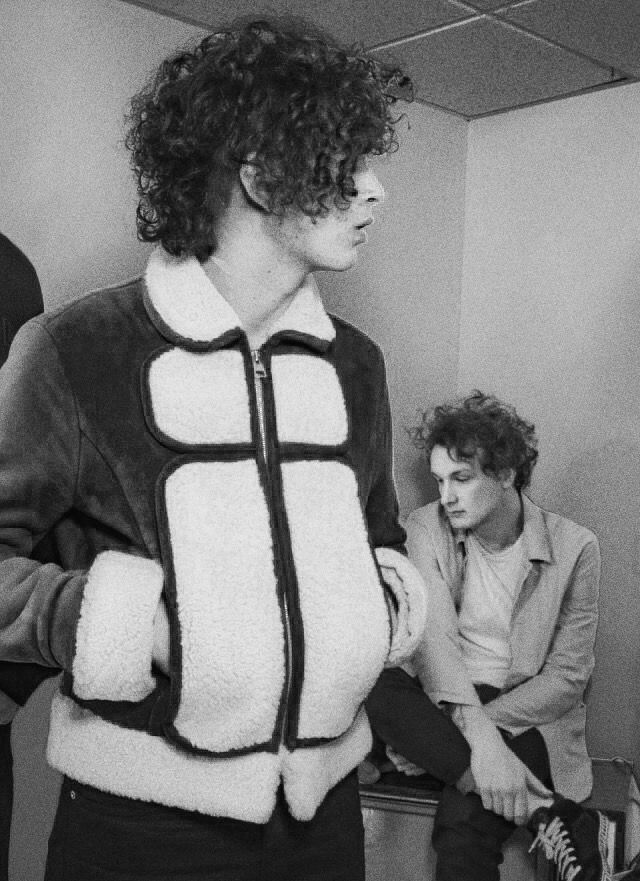 "Me and George are like a married couple. The other day I woke up at 3am, and he was just on the sofa. I said, 'What are you doing?' and he was like, 'I didn't have any weed, so I just came round"" Matty talking about his relationship with George - the Guardian"