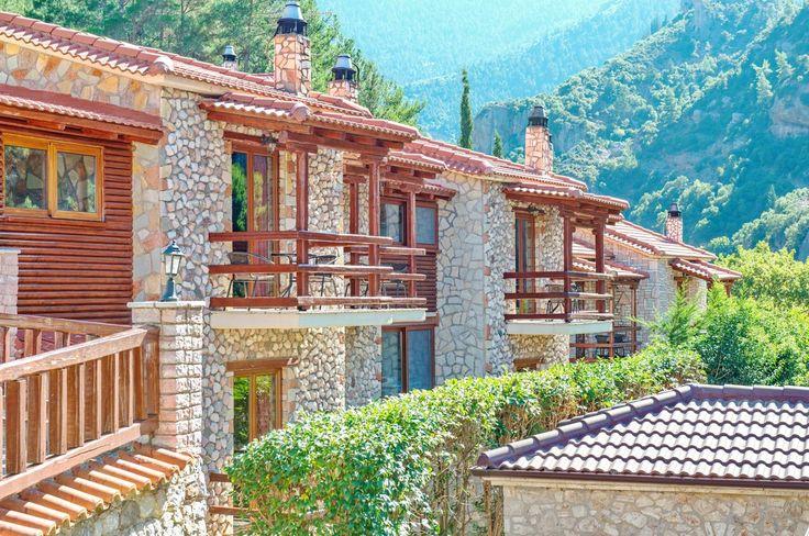 Oneiro Resort - Zachlorou, Kalavryta, Peloponnese, Greece