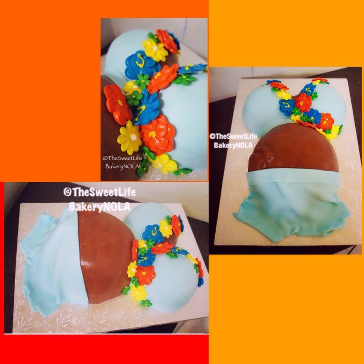Nola Bakery Wedding Cake