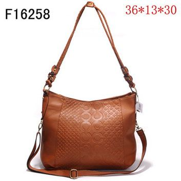 coach canada outlet online f1ka  Save Cheap 2012 New Arrival Coach Kristin Pinnacle Leather Tote Brown  Factory Outlet Online US Store With Free Ship & 24 Hours Delivery!
