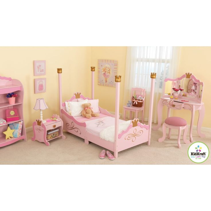 25 Best Ideas about Toddler Girl Bedroom Sets on Pinterest