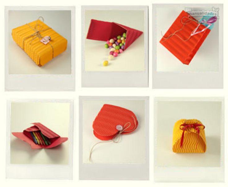Patrones de cajas - Cajas para manualidades ...