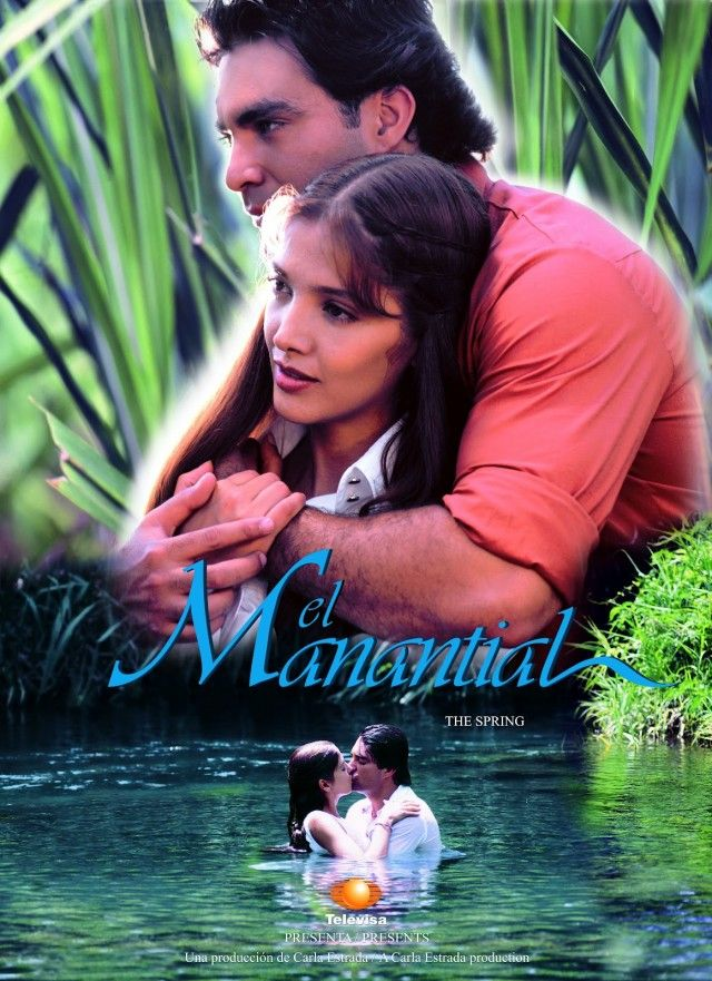 Posters telenovelas Televisa 2001