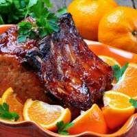 Свинина, запеченная в духовке - рецепт