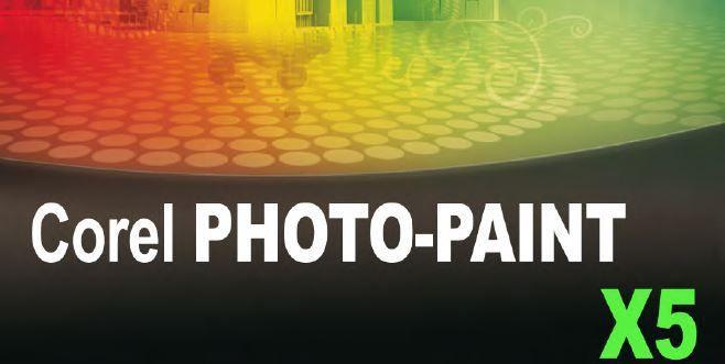 Corel Photo-Paint X5: A súgó újdonságai