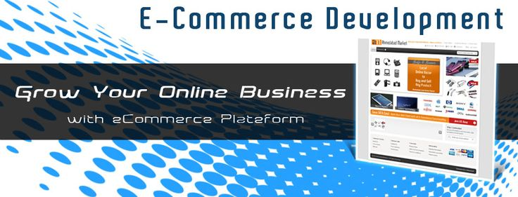 E-Commerce Development.