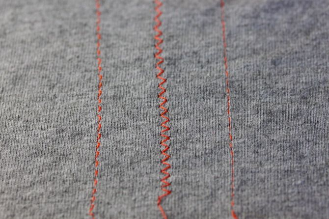 a guide to sewing with jersey and other stretchy knits - This is just what I need!