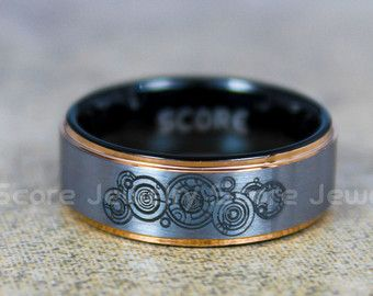 69 best Doctor Who Rings images on Pinterest Doctor who Doctor
