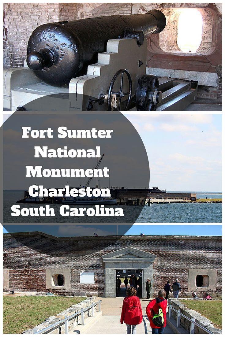 Fort Sumter National Monument – Charleston, South Carolina