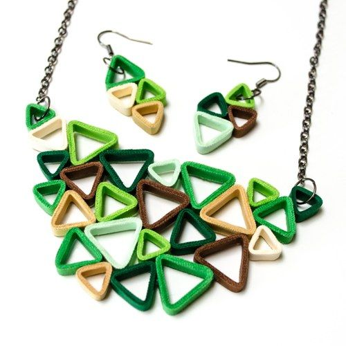 Geometry set Triangreen