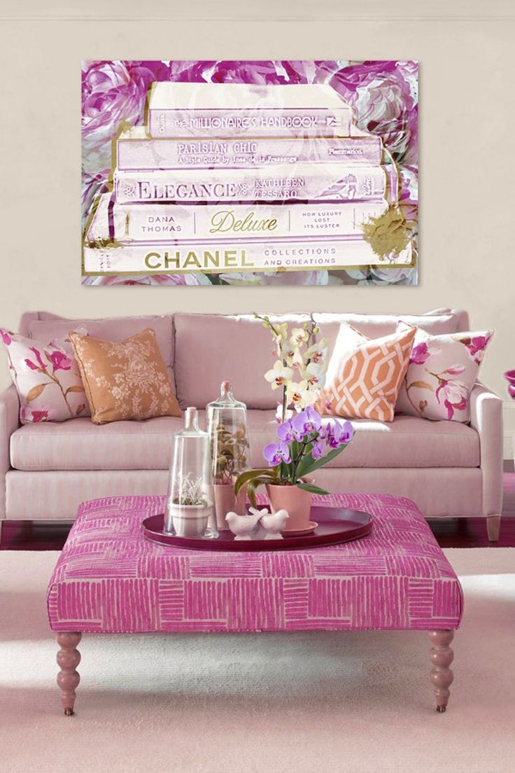 Pink Living Room 17 Best Images About Pink Living Room On Pinterest One Kings