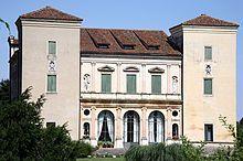 Андреа Палладио. Вилла Триссино в Криколи. 1530-е гг.