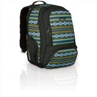 Dwukomorowy plecak młodzieżowy Topgal HIT 856 blue