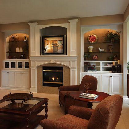 Images Of Family Room Built Ins